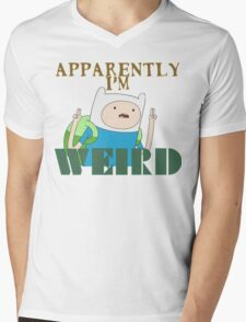 I'm Weird... Mens V-Neck T-Shirt