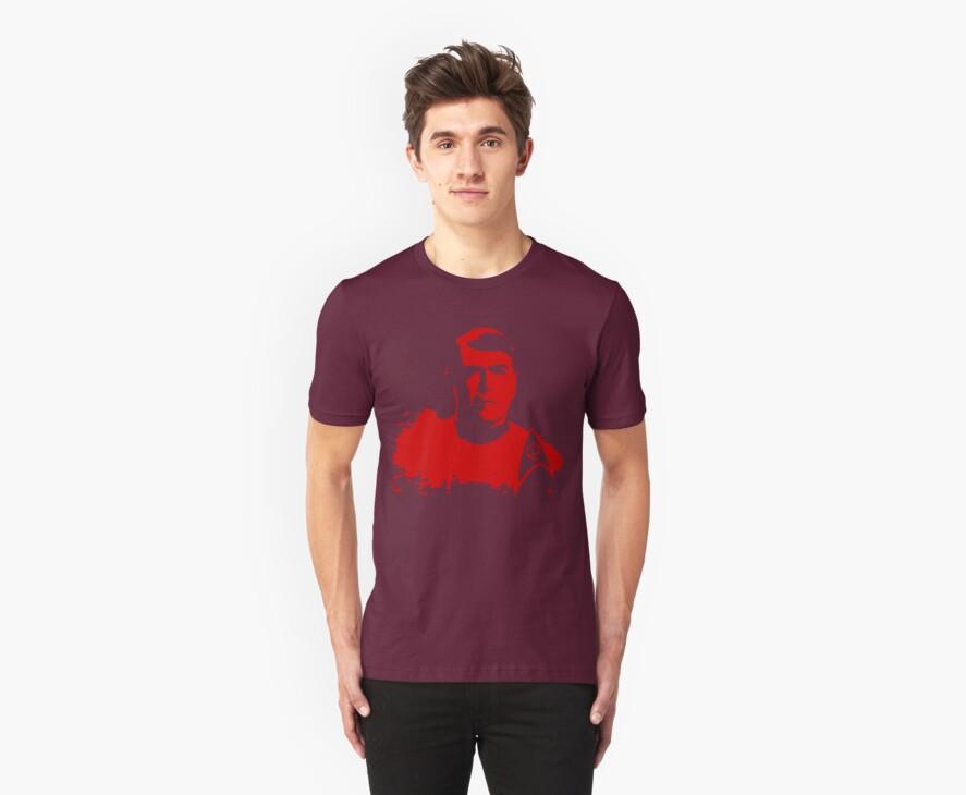 Scotty T-shirt by J. William Grantham