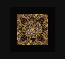 Golden Day Mandala Unisex T-Shirt