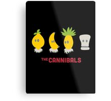 The Cannibals Metal Print