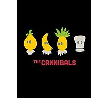 The Cannibals Photographic Print