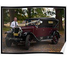 1927 Chevrolet Poster