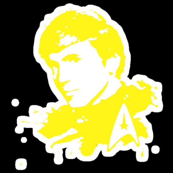 Chekov T-shirt by J. William Grantham