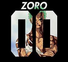 Roronoa Zoro 00 by AnimeClothing