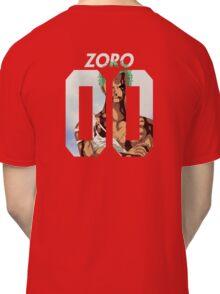 Roronoa Zoro 00 Classic T-Shirt