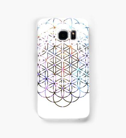 Carina Flower of Life | Sacred Geometry Samsung Galaxy Case/Skin