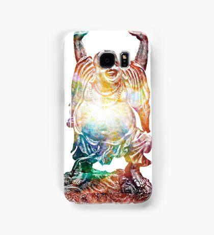 Happy Buddha | Heart of Omega Nebula Samsung Galaxy Case/Skin
