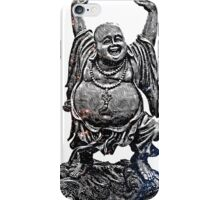 Happy Buddha | Starry Night iPhone Case/Skin