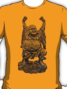 Happy Buddha | Starry Night T-Shirt