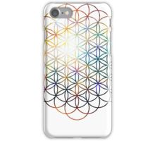 Heart of Orion Flower of Life | Sacred Geometry iPhone Case/Skin