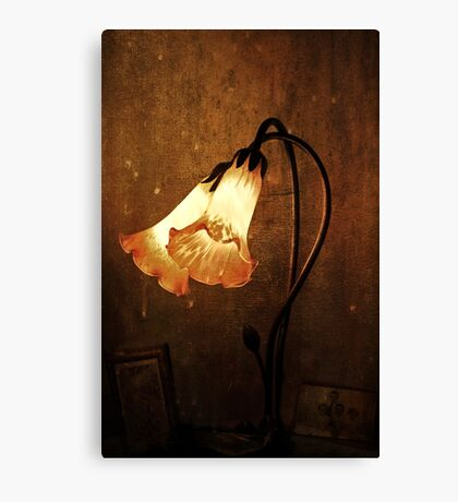 ~ Lily of the Lamp ~ Canvas Print
