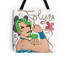 Jolyne Cujoh Tote Bag
