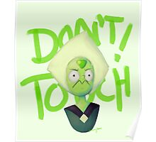 Don't Touch! Poster