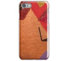 PICASSO FACE iPhone Case/Skin