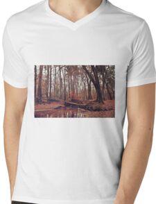 Remember The Good Times Mens V-Neck T-Shirt