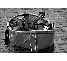 Fishing Boat ~ Peggy's Cove Nova Scotia Photographic Print