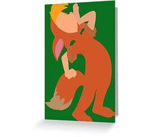 -Slightly Lost Boys Greeting Card