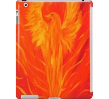 Through the Fire and the Flames iPad Case/Skin
