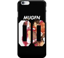 Mugen 00 iPhone Case/Skin
