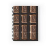 Cadbury's chocolate Spiral Notebook