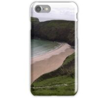 Silver Strand Beach  Nr. Teelin Co. Donegal Ireland iPhone Case/Skin