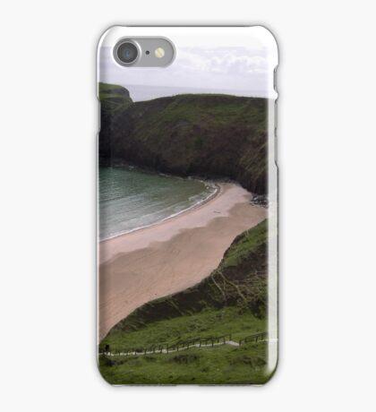 Silver Strand Beach  Nr. Teelin Co. Donegal Ireland iPhone Case/Skin