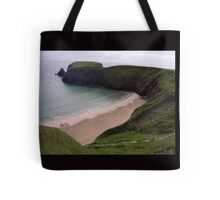 Silver Strand Beach  Nr. Teelin Co. Donegal Ireland Tote Bag
