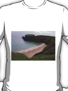 Silver Strand Beach  Nr. Teelin Co. Donegal Ireland T-Shirt