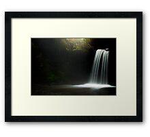 Thermal Wonderland Framed Print