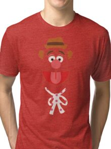Fozzie Bear Tri-blend T-Shirt