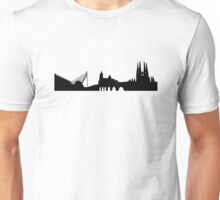 Spanish Skyline Unisex T-Shirt