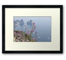 Belle Isole Framed Print