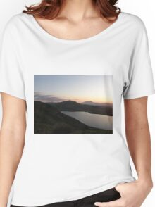 Muckish Mountain  -  Co. Donegal Ireland  Women's Relaxed Fit T-Shirt