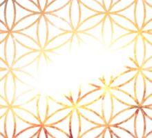 Messier Flower of Life | Sacred Geometry Sticker