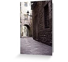 Barcelona 03 Greeting Card
