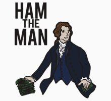 Ham The Man Kids Tee