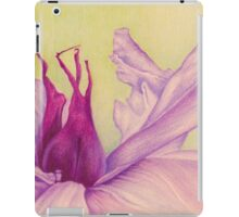 Abstract Peony iPad Case/Skin