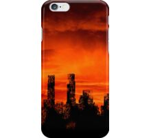 The end of days iPhone Case/Skin