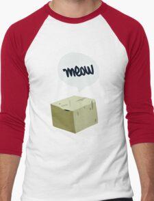 Warren's Shirt - Schrodinger's Cat Men's Baseball ¾ T-Shirt