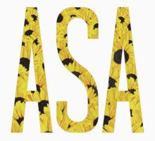 ASA sunflowers by Devon Rushton