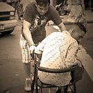 Curbside Service by Bridgette O'Keefe
