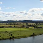 Taree Lookout by Jodie Bennett
