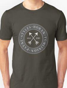 One Direction - Since 2010 - Emblem T-Shirt
