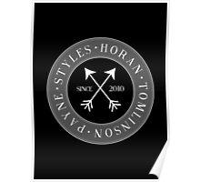 One Direction - Since 2010 - Emblem Poster