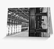 The Carriageworks. Greeting Card
