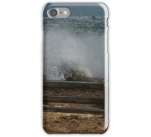 Seat with a view. iPhone Case/Skin