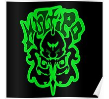 Johnny Multipo Green Black Version Poster