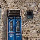 Door to nowhere by JenniferW