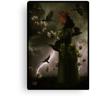 Stormbringer- french kisses Canvas Print