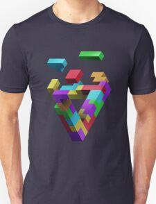 Penrose Tetris T-Shirt